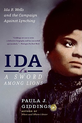 Ida, A Sword Among Lions By Giddings, Paula J.
