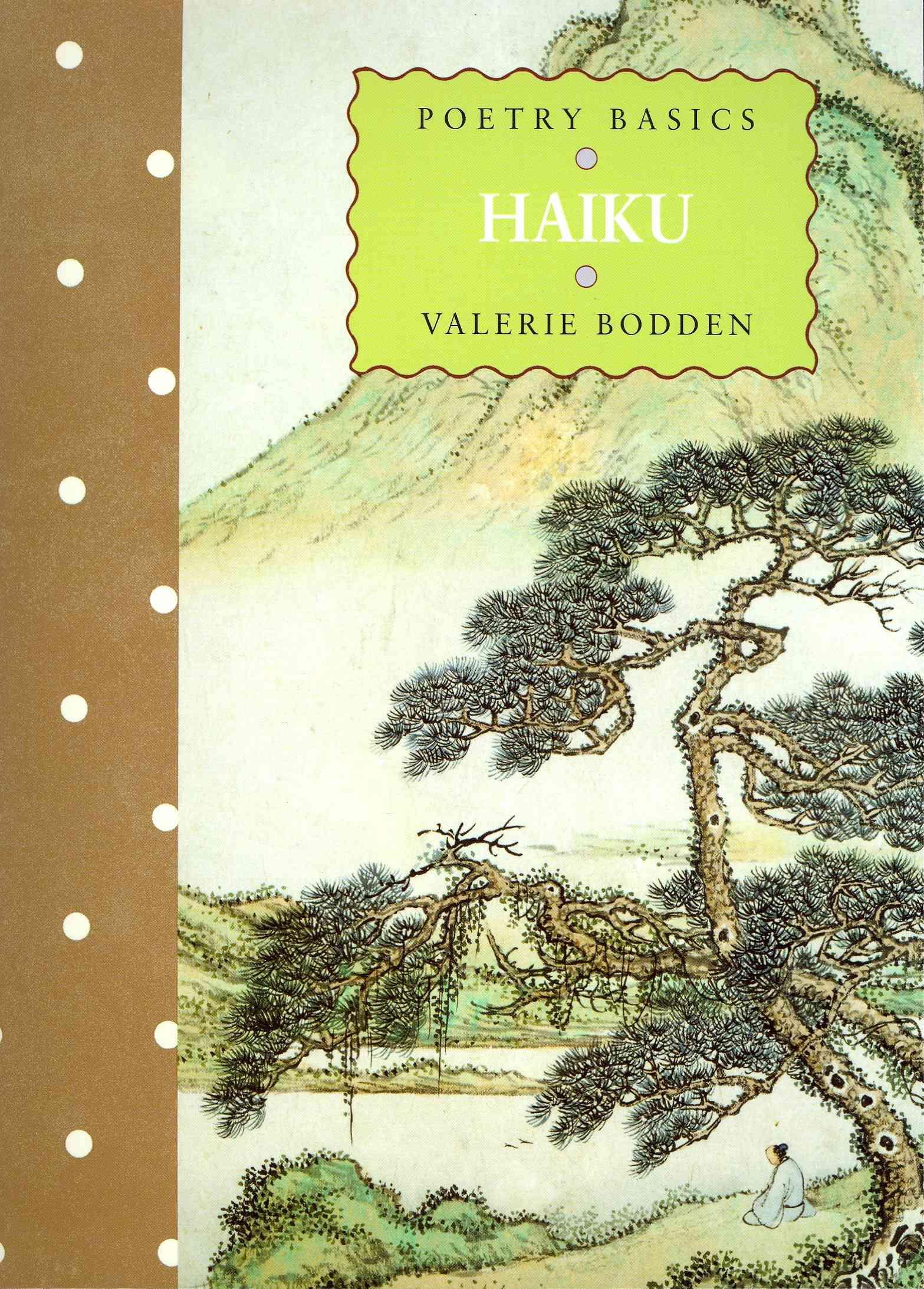 Haiku By Bodden, Valerie